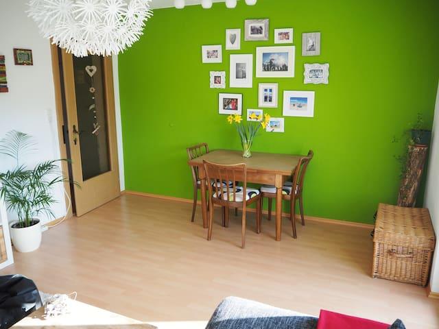 Wohnung 10 min zu Fuß von Feldkirch - Feldkirch - Apartamento