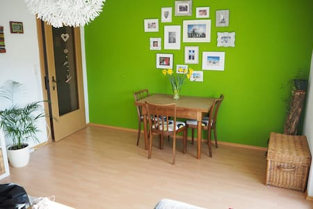 Wohnung 10 min zu Fuß von Feldkirch - Feldkirch - Apartmen
