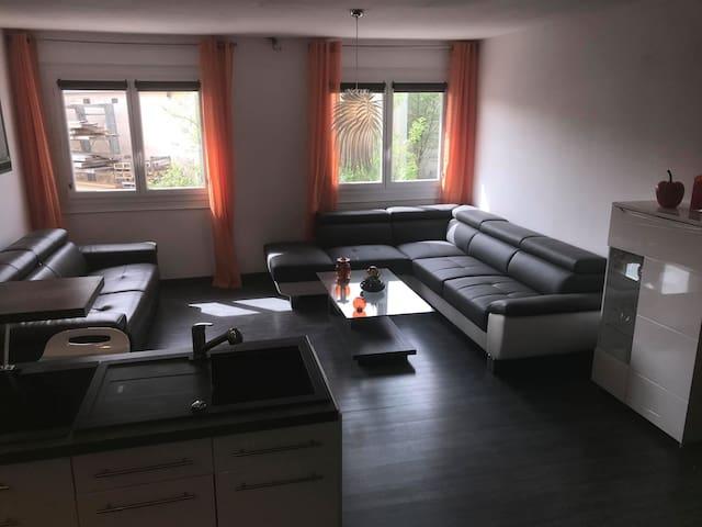 Grand Appartement  60m2 idéal pour curistes