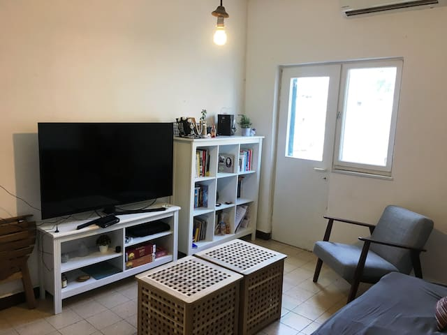 Cute apartment in ideal location, Jerusalem