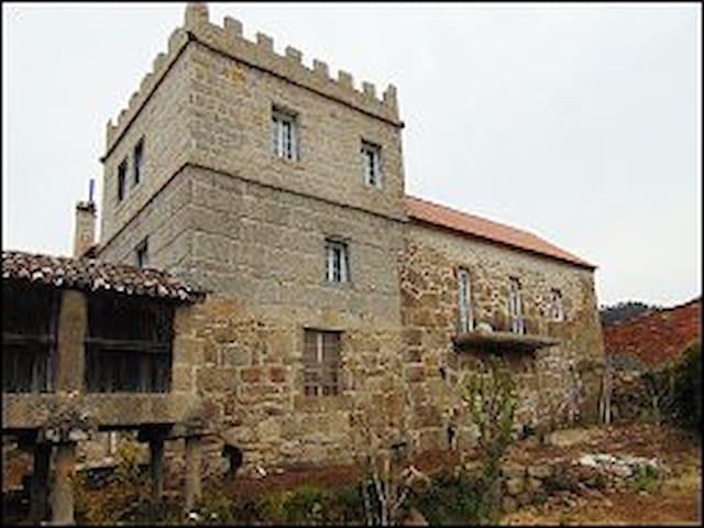 Antiquísimo Monasterio del Siglo XVI - Arosa - House