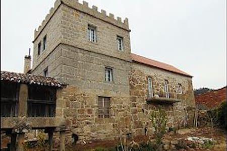 Antiquísimo Monasterio del Siglo XVI - Arosa