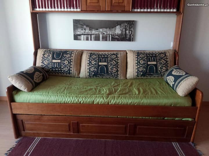 Rent 2 rooms - Visit of the Pope Fátima 12-14 May