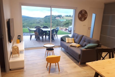 magnifique appartement au coeur du pays basque