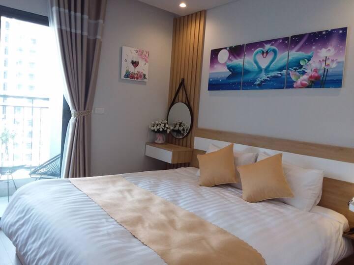 LOVELY Homestay Hạ Long - Quảng Ninh . Căn hộ 54m