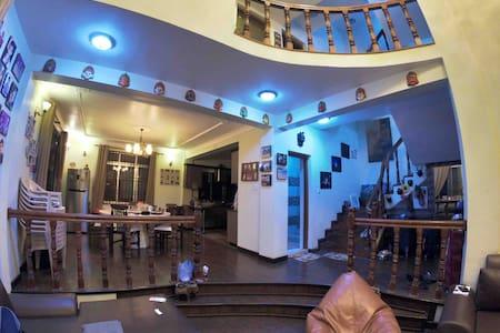 Indu's home