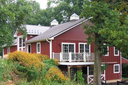 The Barn Loft at Cardinal Springs - Egyéb