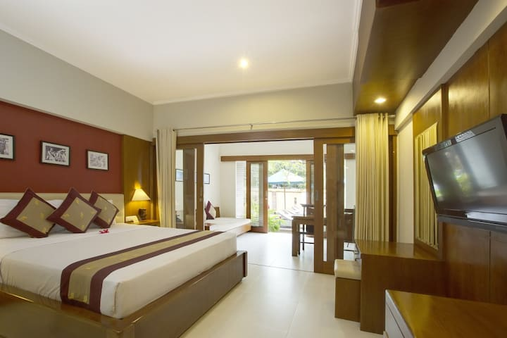 Cozy room with breakfast at Legian Street - Kuta - Otros