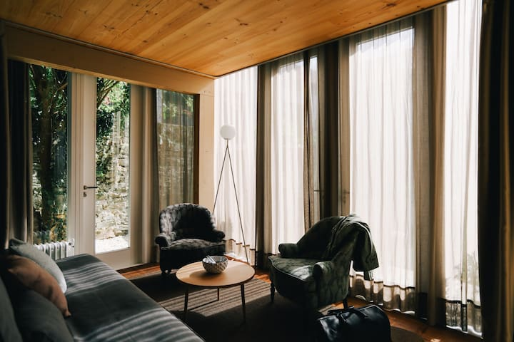 Inferniño Apartments. La cabaña