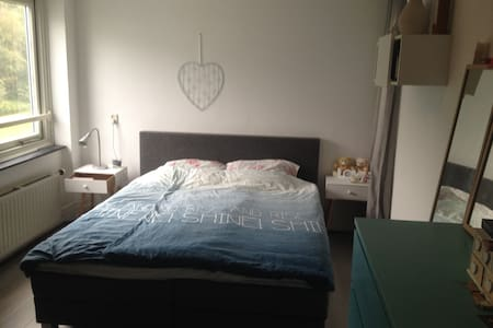 Spacious apartment near Amsterdam - Amstelveen - Apartament
