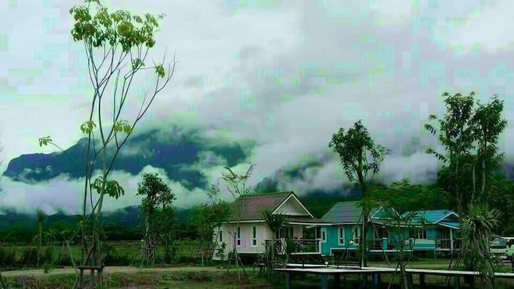 Ban thung talay mok chiangdao