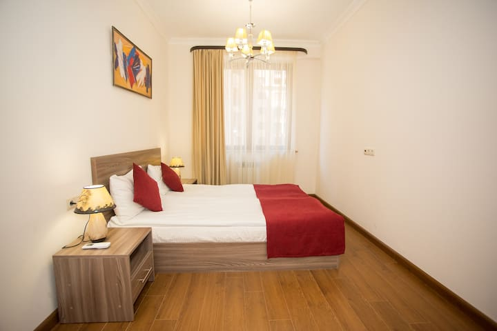 Welcome City Center Apartments (Deluxe)