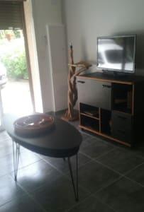 Appartement indépendant dans villa - Biguglia