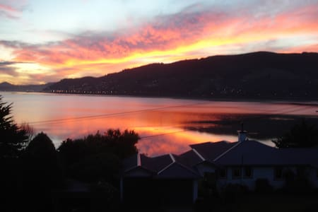 Otago Harbour Panorama - Dunedin - Bed & Breakfast
