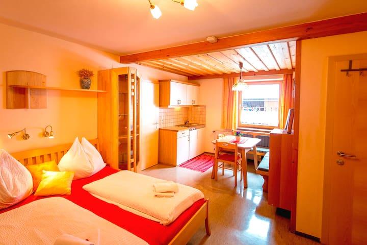 Appartement auf Biohof, Murau