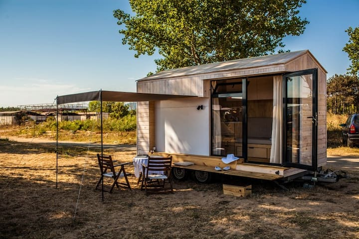 Koleliba - a tiny house on the Bulgarian coast - Burgas - Cabana
