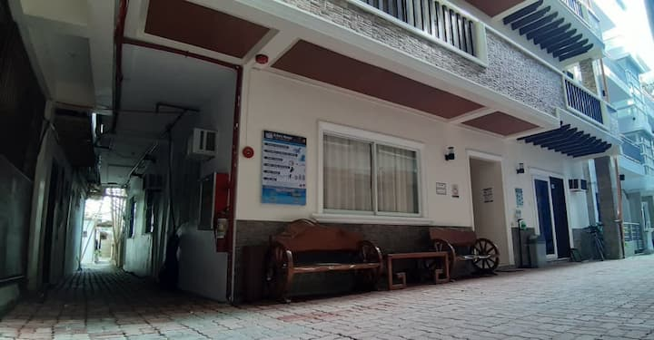 Come and experince the Eriko's House Boracay