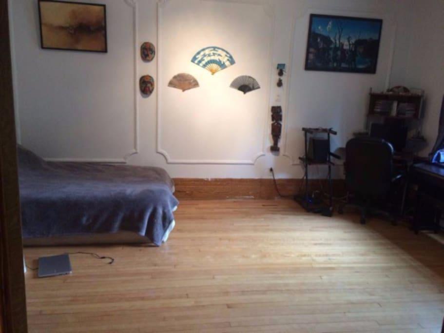 La chambre 1 / the room 1