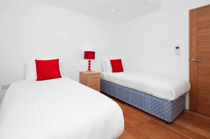 Access West Kensington, Two Bedroom Sleeps 3