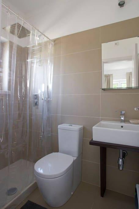 Private bathrom.