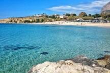 10 minuti da  spiaggia Magaggiari, Cinisi