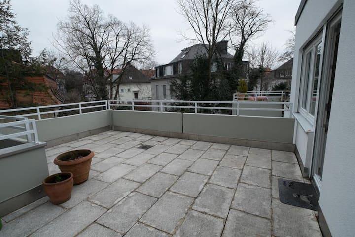 Dachterrassenstudio Nymphenburg