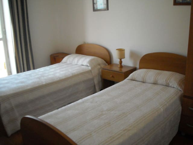 DOUBLE ROOM 4 - B&B Villa Le Palme – Scalea