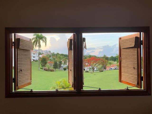 Villa in the Wyndham Rio Mar Resort at Cluster 3