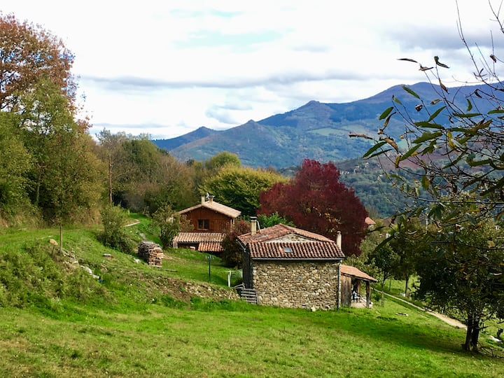 Tranquil Scenic Paradise in the Mid Pyrenees.