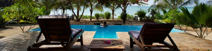 Milele Villas Zanzibar - Villa Tatu - Bed & Breakfast