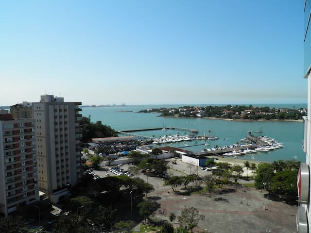 Apart na frente do mar Praia do Canto | Beach Apt