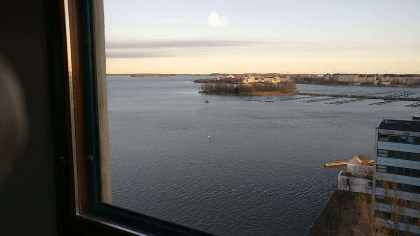Best Location, Sea view City Centre - Helsinki - Apartemen