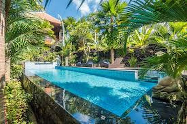 Deluxe Room close to Ubud