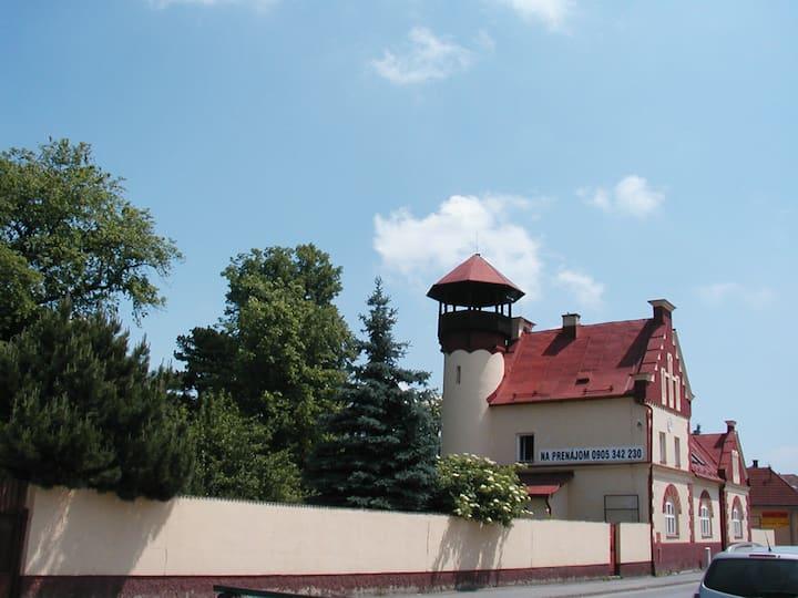 Apartman Zámoček