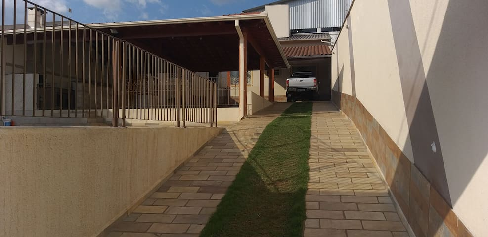 Área de Lazer em Três Pontas MG, Sul de Minas