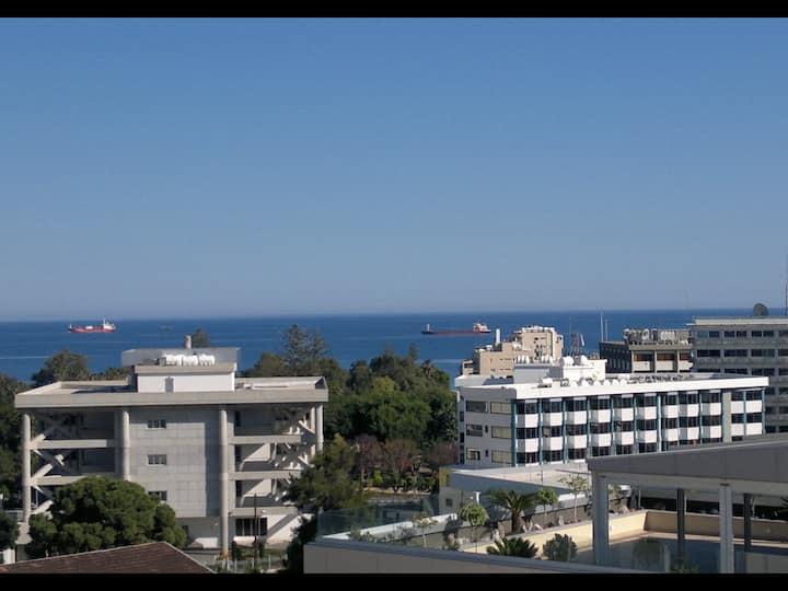 Amalia Limassol Sea View