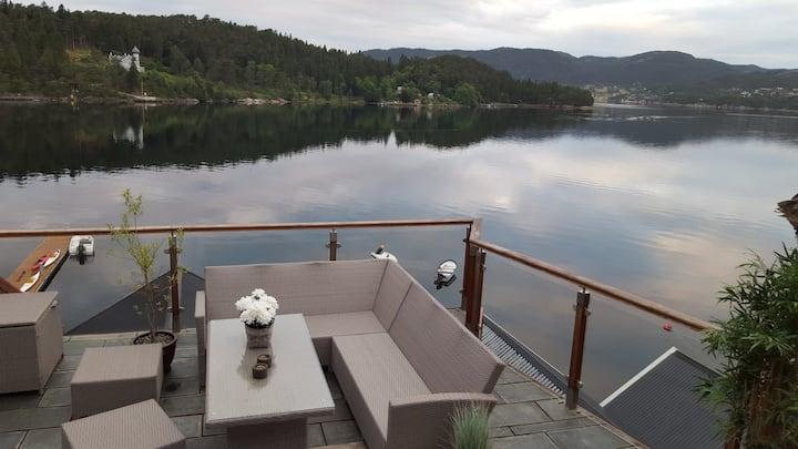 Luxus Dobbel Room Seafront Villa