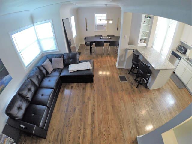 Updated 3 bedroom in an amazing neighborhood