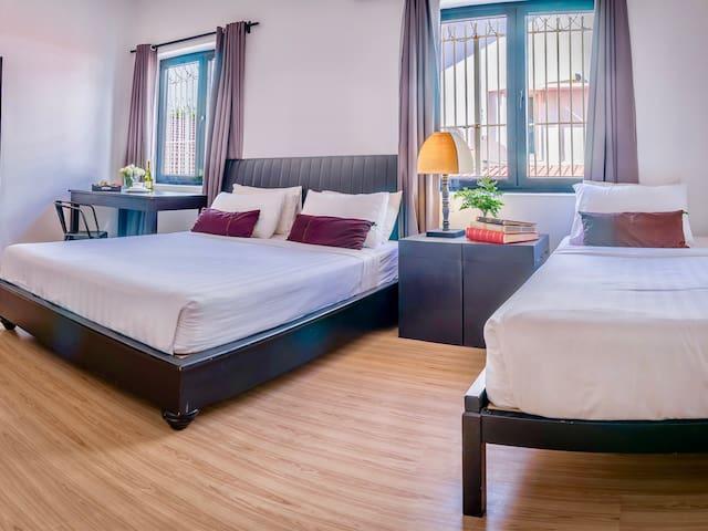 Beautiful Twin room in Phnom Pehn