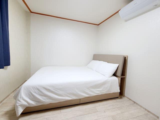 19평 아파트 단독사용. 전망좋고 깨끗한 공간에서 군산 여행을 즐기세요~~