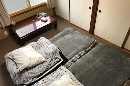 A quiet place to stay Rm1 - Shiojiri-shi - House