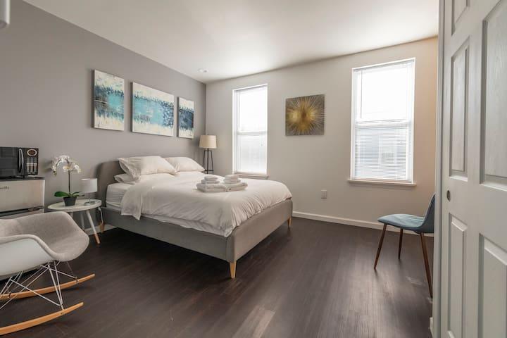 理想品质公寓大床独卫