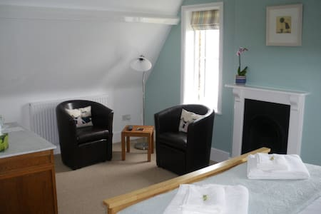 Great B&B, Suite for upto 4 - Barnstaple