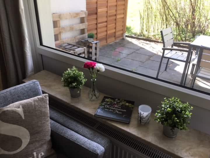 Gemütliche Familien-Wohnung direkt am Bocksberg