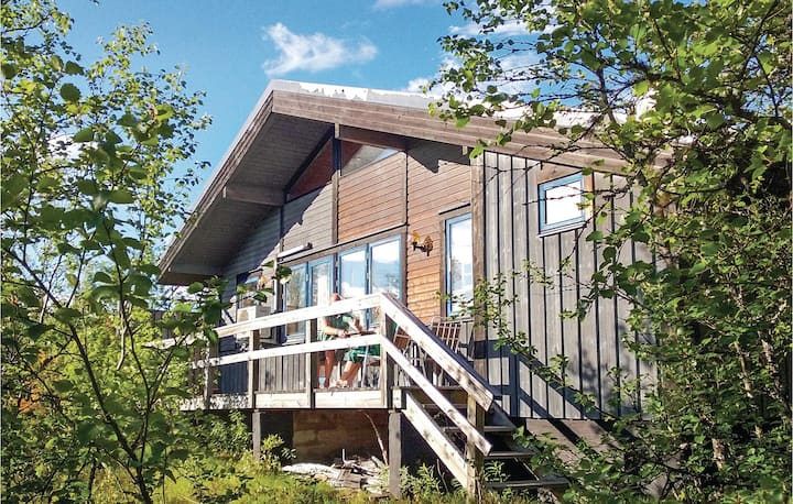 Stunning home in Lofsdalen with Sauna and 3 Bedrooms