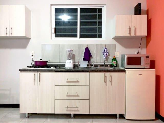 DEPARTAMENTO CERCA DE LA MACROPLAZA - Santa Lucía del Camino - Appartement