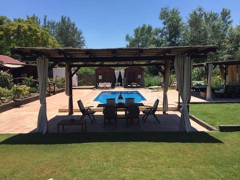 Casa de campo en Doñana