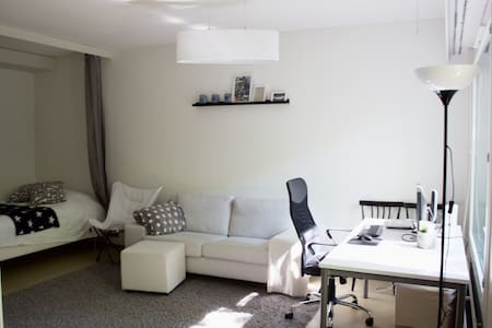 Beautiful apartment with great location - Lappeenranta - Wohnung