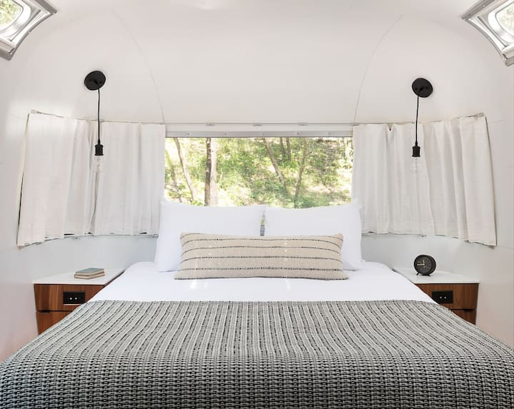 AutoCamp Cape Cod Vista Airstream Suite