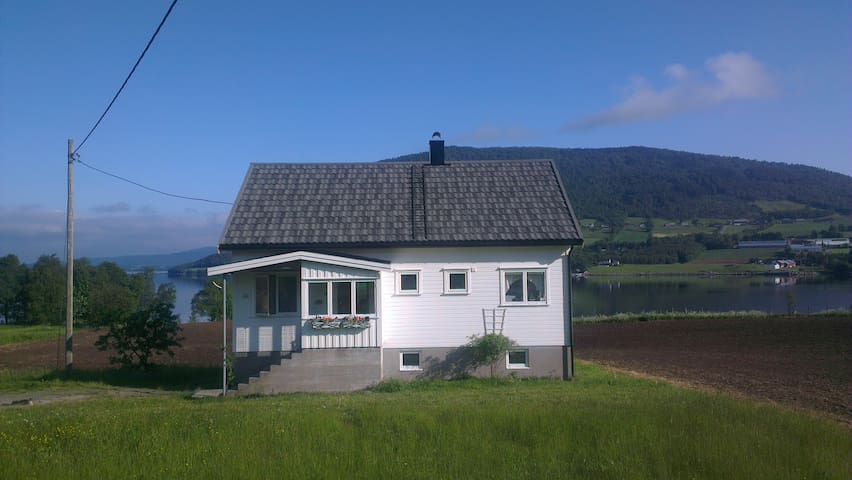 Farmhouse by the sea